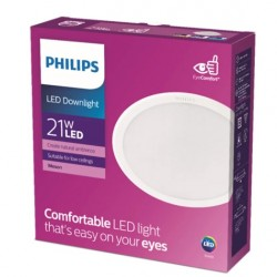 "PHILIPS SMD 21W 7"" MEASON RECESSED"