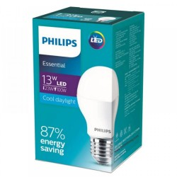 PHILIPS LED BULB 13W ESSENTIAL