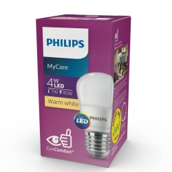 PHILIPS LED BULB 4W GEN