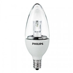 PHILIPS LED Candle Bulb 4W