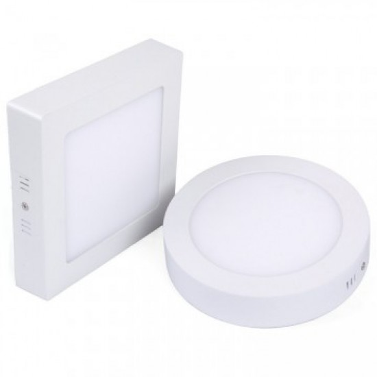 LED Surface Mounted Panel Downlight 6W