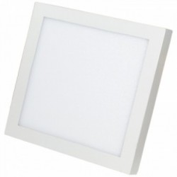 LED Surface Mounted Panel Downlight 24W