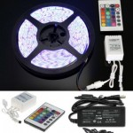 LED Flexible Strip 5050 RGB 150 LED 5 METER 12V