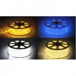 LED Flexible Strip 5050 RGB 5 Meter 220V