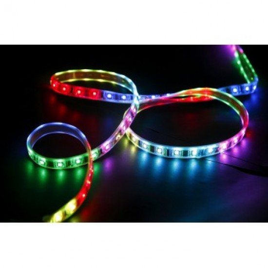 LED Flexible Strip 3528 5 Meter Auto Function 12V
