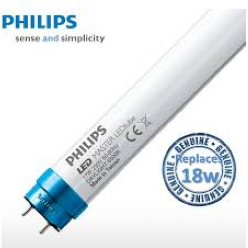 philips led tube light master 18w 4ft. Black Bedroom Furniture Sets. Home Design Ideas