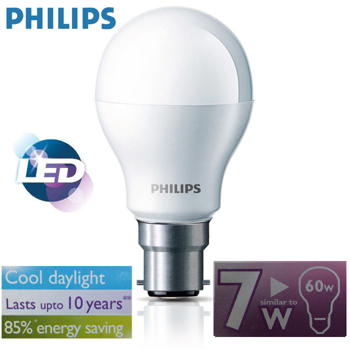 Philips Led Bulb 7w 7 5w