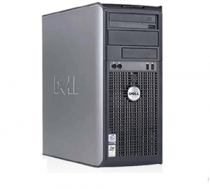 DELL Optiplex GX780 Intel Core 2 Duo PC (Mini-Tower) Used PC