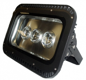 LED Flood Light 210W Lense