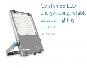 PHILIPS LED Flood Light 150W ConTempo