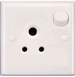 Schneider 15Amp Switch Socket E15/15