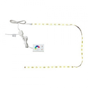 DIODER LED lighting strip flexible, multicolour