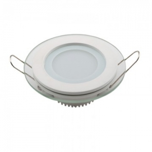 LED Downlight SMD 6W Glass
